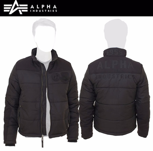 campera alpha industries summit parka