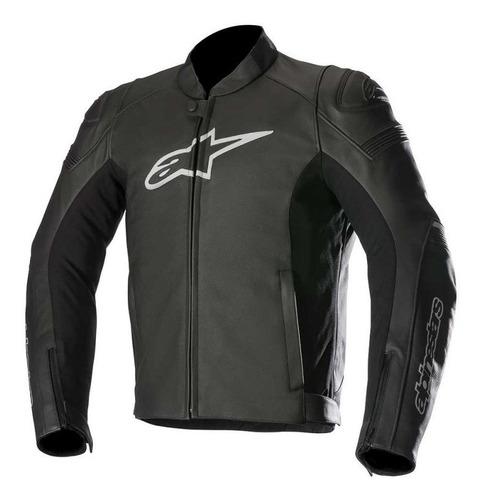 campera alpinestars sp 1 leather jacket moto pista cuero fas