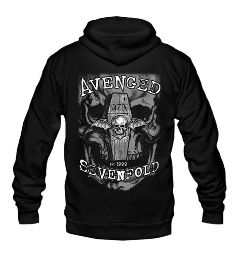 campera avenged sevenfold  nightmare