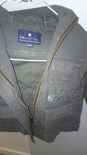 campera baby cottons