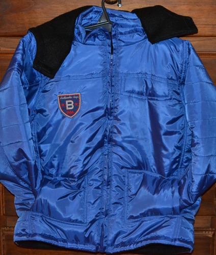 campera balagan abrigo polar inter 3 colores little treasure