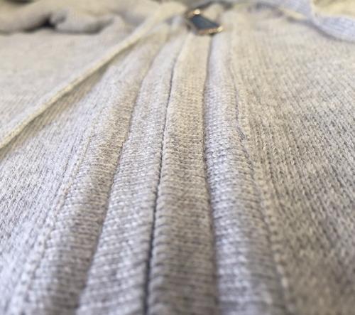 campera belvedere de algodón para hombre