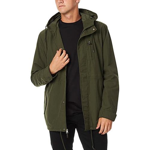 campera billabong del ray jacket verde hombre