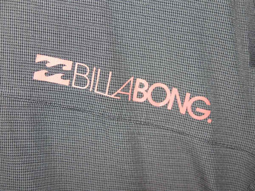 campera billabong platinium outwear 20k mujer large