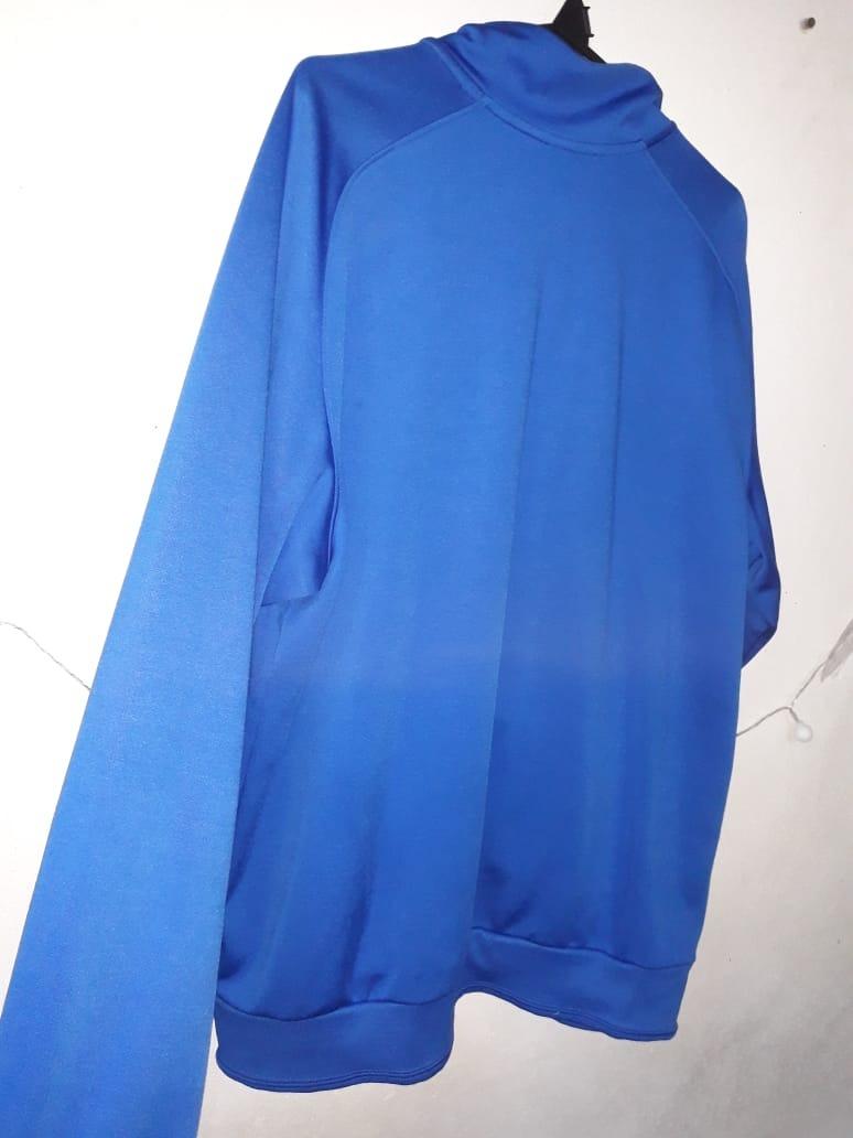 48da695076a21 Campera Boca Jrs Azul 2015 16 Original L -   1.000