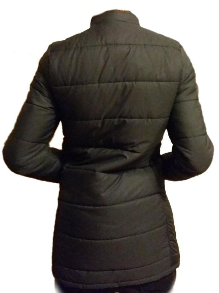campera camperon mujer abrigo entallada larga última talle s. Cargando zoom. bd878580de99