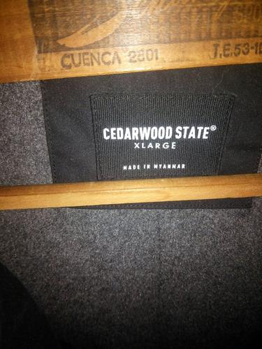 campera cedarwood state importada