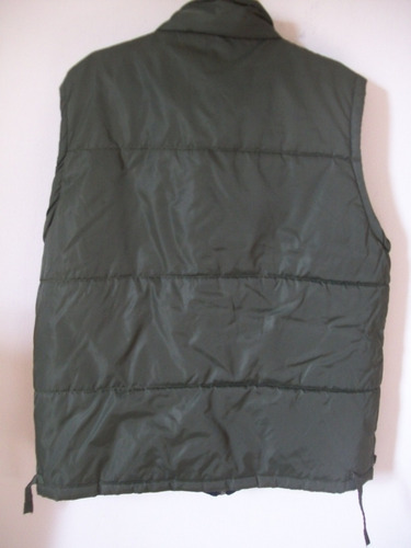 campera chaleco inflable hombre mujer talle 6 (54)