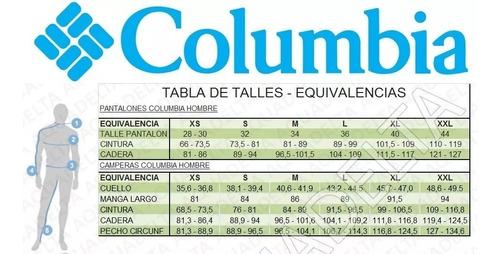 campera columbia 3 en 1 bugaboo impermeable polar omni heat