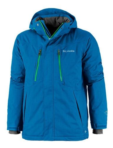 campera columbia alpine action jacket mujer