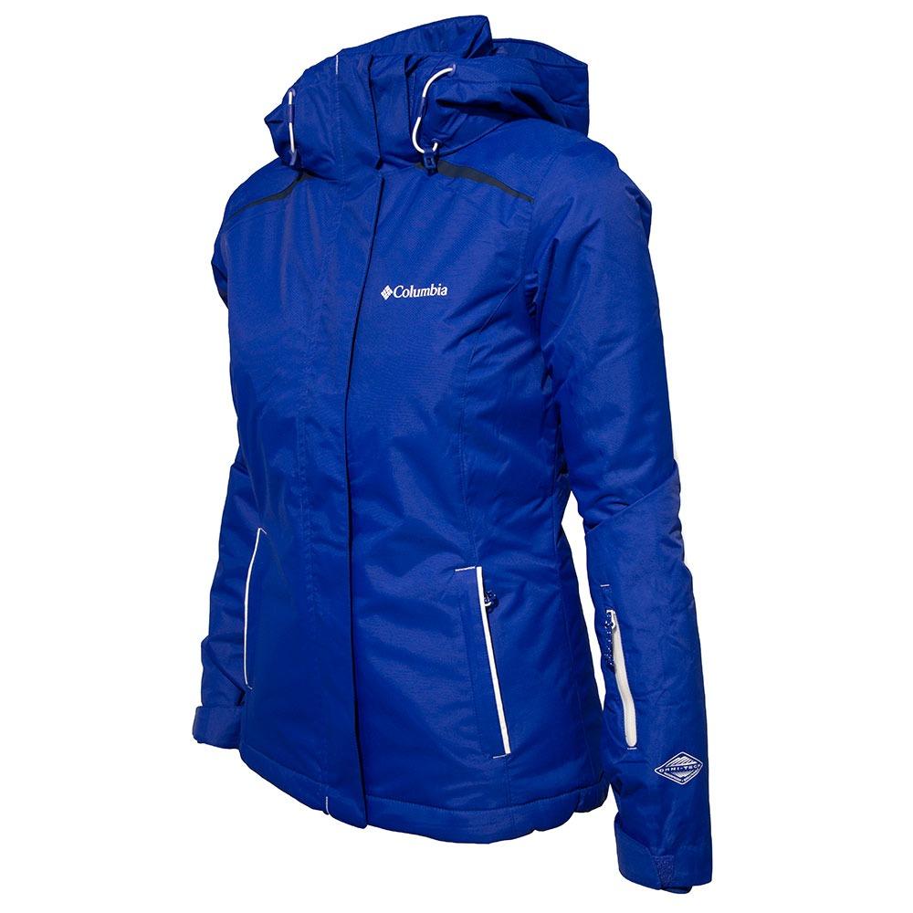 0787b83caaa Campera Columbia Mujer Para Nieve Slope Impermeable Ski -   12.630 ...