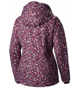campera columbia ski ride