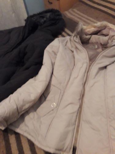 campera con capucha talle xxl