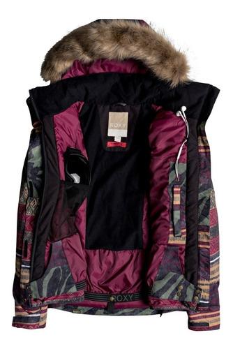 campera dama ski snowboard // roxy jet ski se