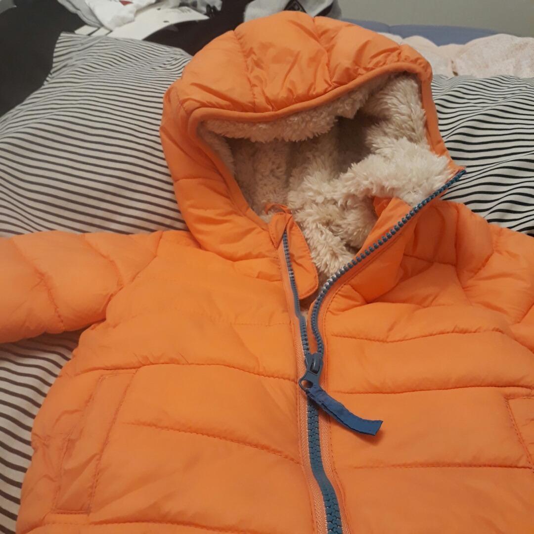 6ff24c3edcc campera de abrigo bebe 12 meses. Cargando zoom.