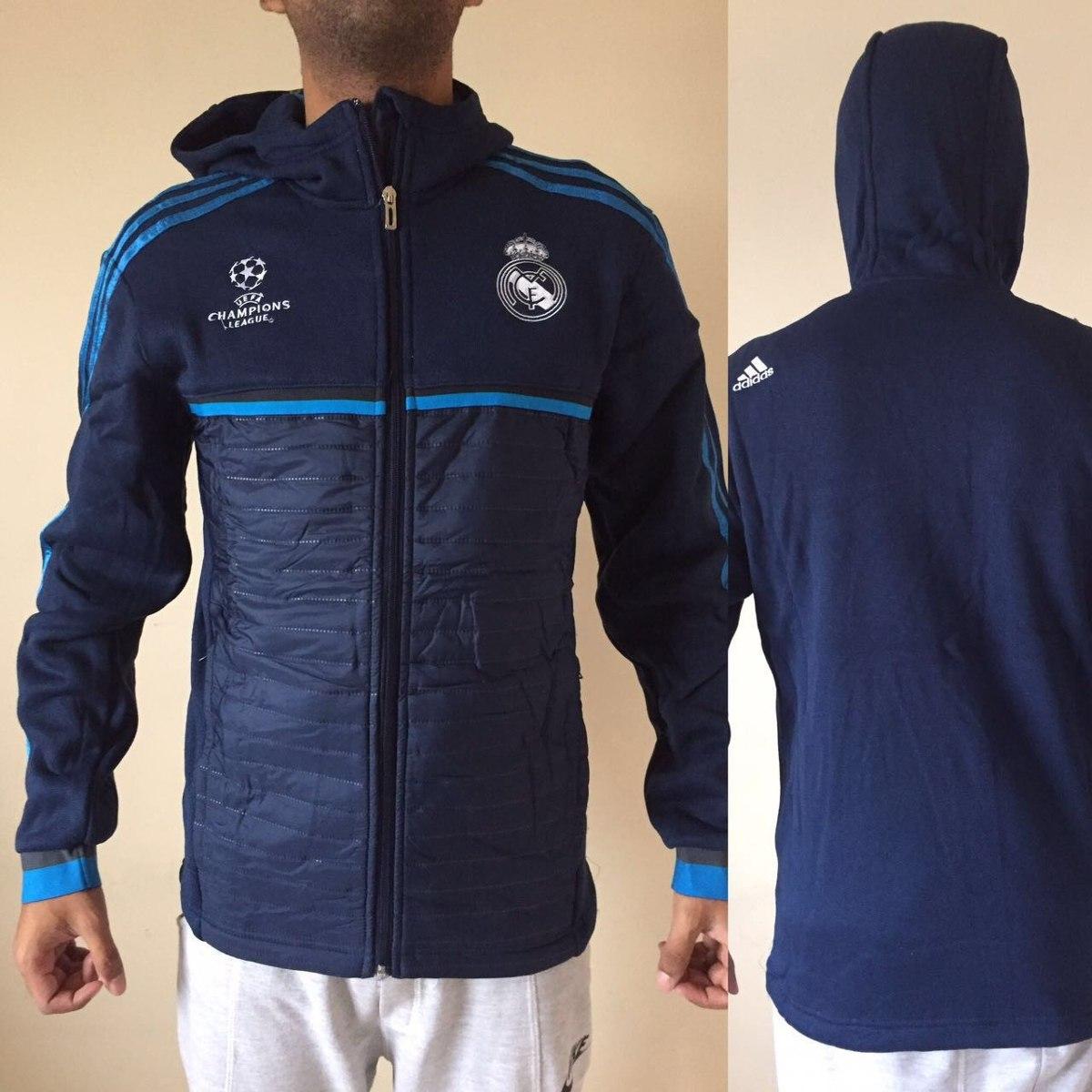 Campera de abrigo real madrid champions league oferta cargando zoom jpg  1200x1200 Abrigos del real madrid 30173e8b65a23