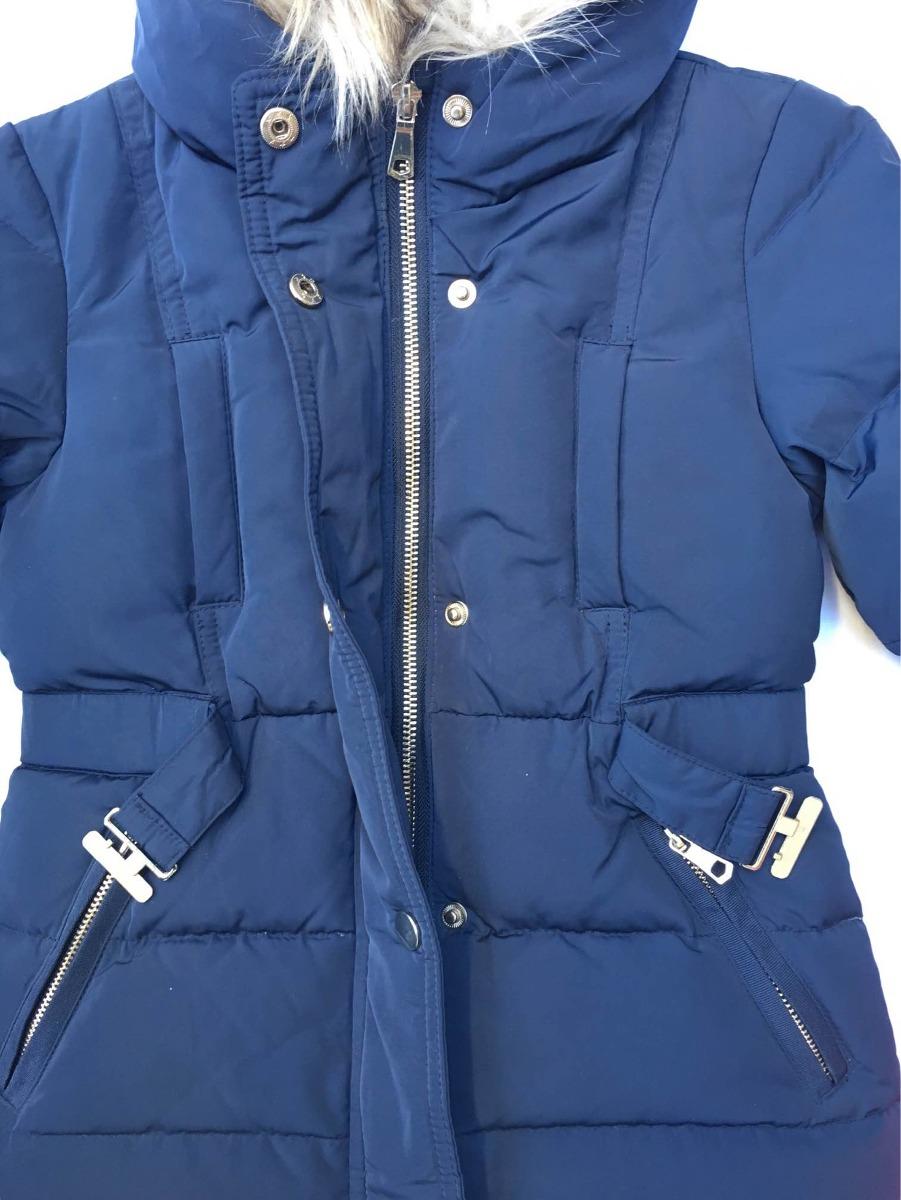 Niña Zara En Invierno 00 Impermeable 900 Pluma Campera De 6ZFpxq1wnE