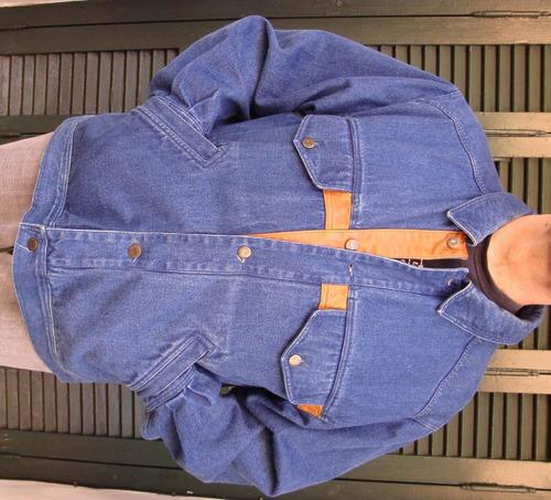 campera de jean eddie bauer de usa