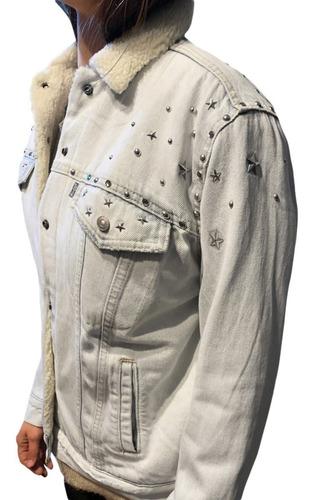 campera de jean levis corderito  !!! originales !!!