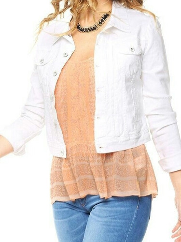 campera de jeans elastizadas colores
