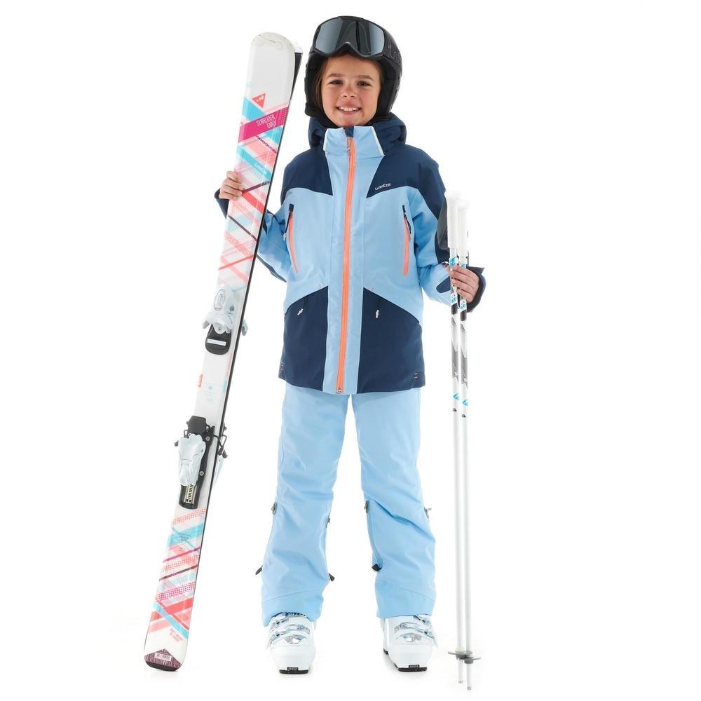 5d0254284 Campera De Ski Niños Ski-p Jkt 900 Azul -   6.900