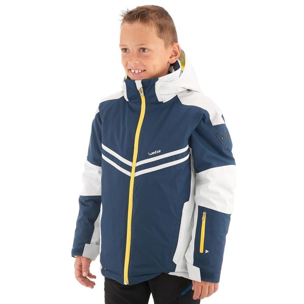 a689f1aab Campera De Ski Niños Ski-p Jkt 900 Azul Y Gris -   6.242