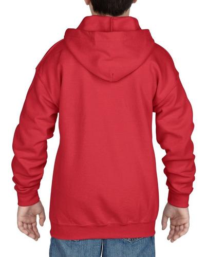 campera escolar niño/a lisa algodón alta calidad uniformes
