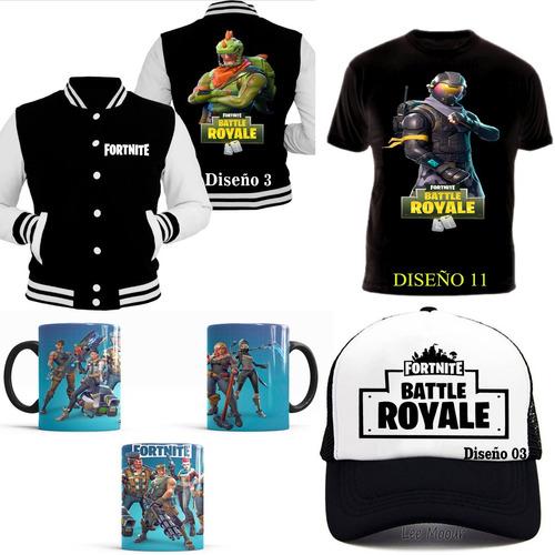 campera fortnite + remera + taza + gorra promo imperdible