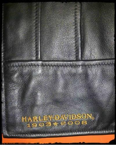 campera harley davidson 105 aniversario de dama