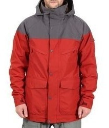 53e22483 Campera Hombre Burton Breach Jk Fadeed - Campmbbreach