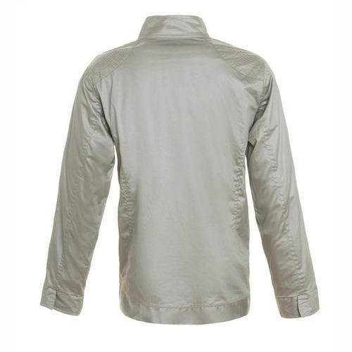 campera hombre impermeable algodon