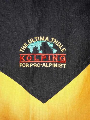 campera hombre kolping alpinismo talle xl