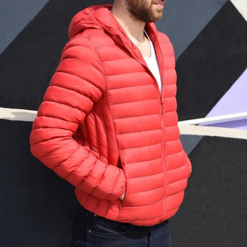 campera hombre liviana camperas capucha inflable