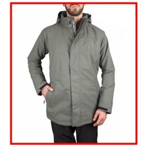 campera imper.gris,t/chaqueta,100%pol,t:m hardwork mount cau