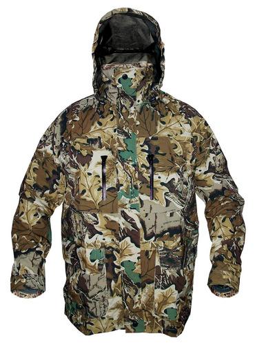 campera impermeable abrigo tricapa camuflada envio gratis