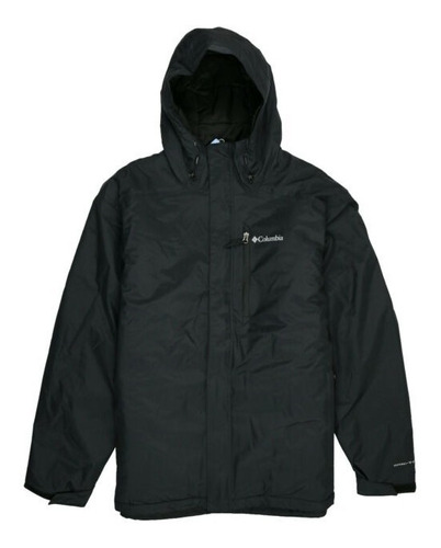 campera impermeable columbia tipton peak insulated hombre
