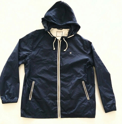 campera impermeable rompeviento old navy hombre talle l