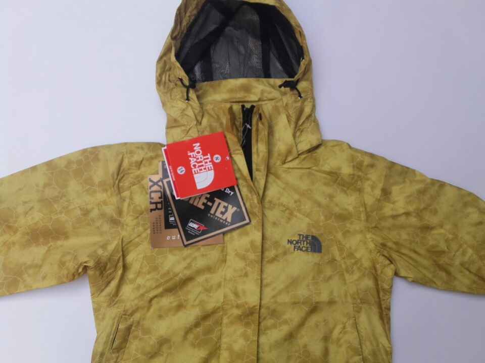 campera impermeable north face
