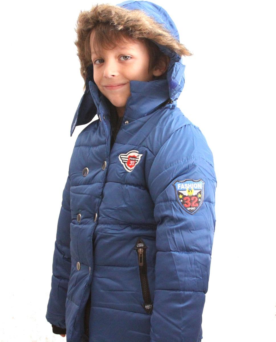 Camperas de abrigo para varon