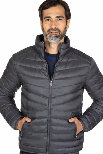 campera inflable hombre macowens