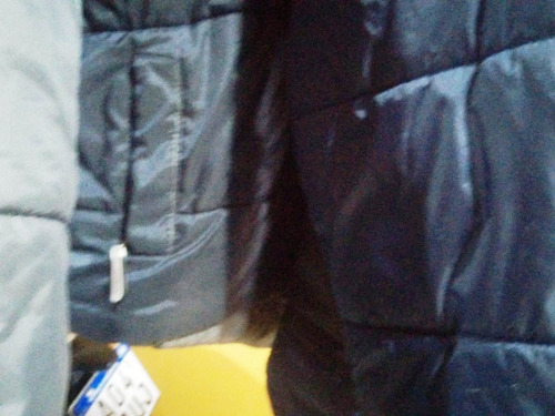 campera inflable talle l