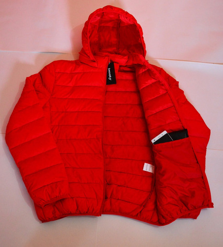 campera inflable  tipo uniqlo simil pluma unisex mas regalo