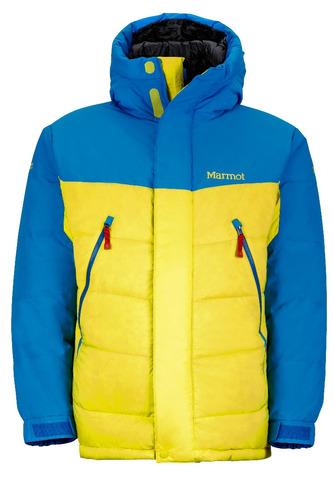 campera insulate termica alta montaña marmot 8000m parka