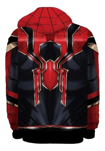 campera iron spider spiderman infinity war de irarte