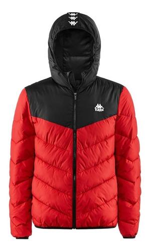 campera jacket kappa 222 banda amarit 3030cq0 (1890)