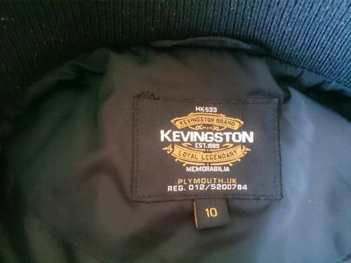 campera kevingston (niño)