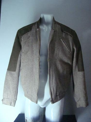campera  lana hombre vintage impecable