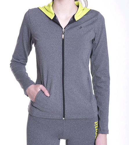 campera le coq sportif new heather jacket w mujeres