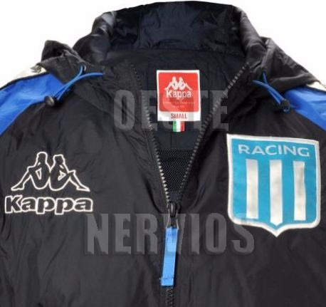 b93881377b91d Campera Lluvia Kappa Racing Club - 100% Original -   1.699