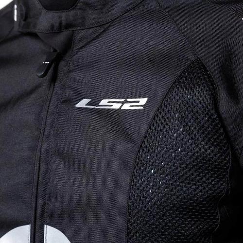 campera ls2 4 estaciones teide cordura proteccion fas motos